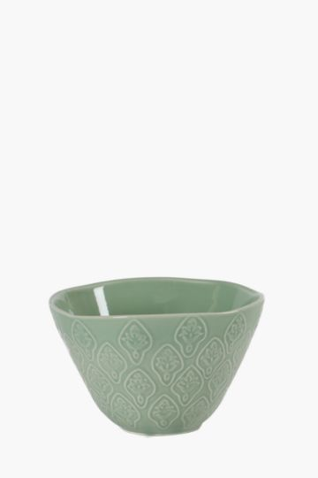 Porcelain Morocco Bowl