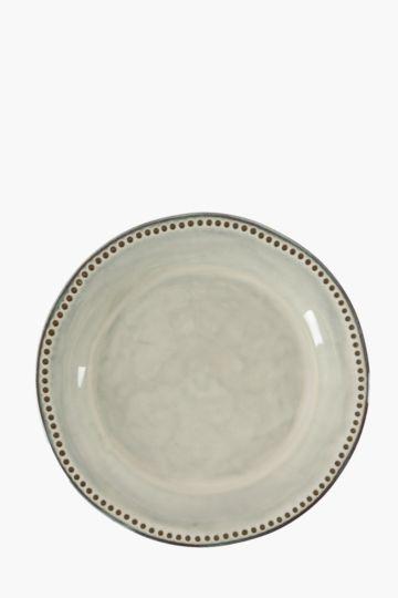 Terracotta Stoneware Side Plate