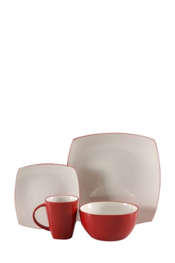 Manhattan 16 Piece Dinner Set