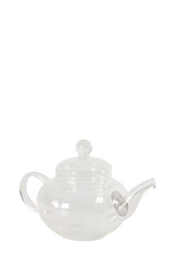 Classic Glass Tea Pot