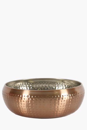 Kota Copper Salad Bowl