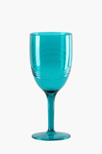 Swirl Wine Glass