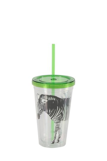 Zebra Sippy Cup