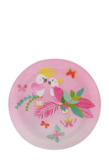 Summer Tropical Plate
