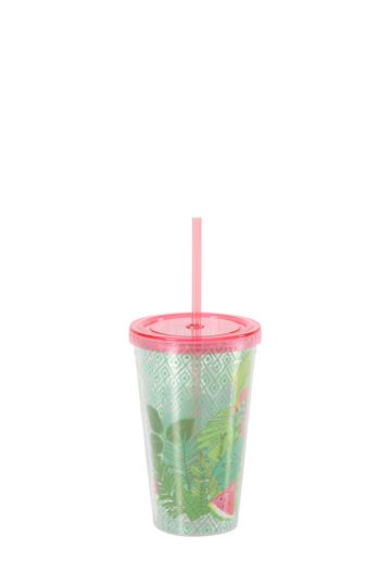 Flamingo Sippy Cup