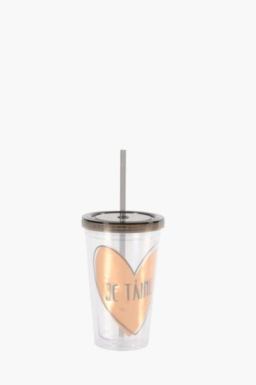 Je Taime Sippy Cup