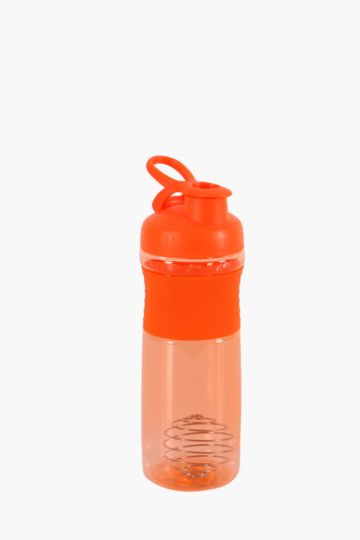 Fusion Water Bottle With Metal Shaker, 820ml