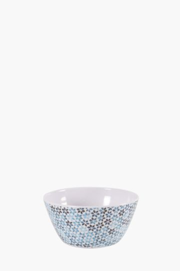 Moroccan Melamine Bowl