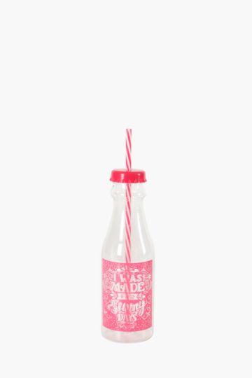 Boho Plastic Milk Bottle