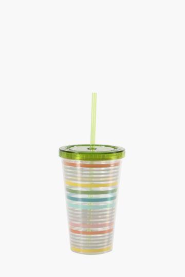 Boho Stripe Sippy Cup