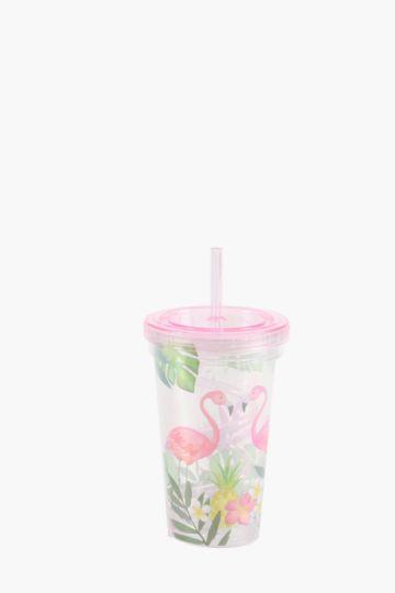 Flamingo Sippy Cup