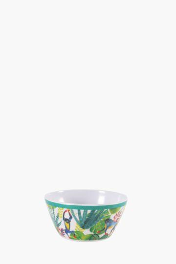 Tropical Melamine Bowl