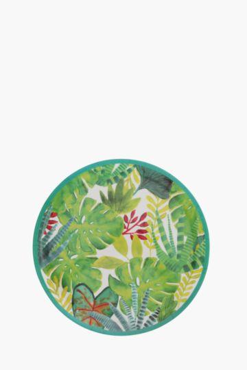 Tropical Melamine Platter