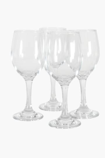 4 Pack Wine Glasses