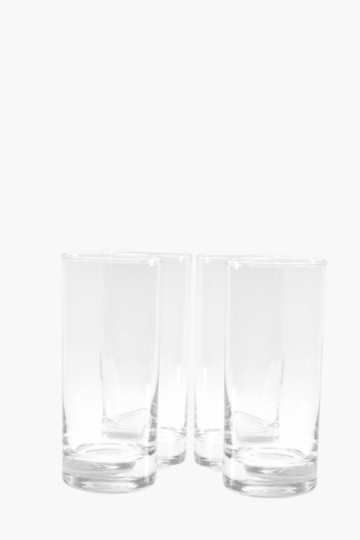 4 Pack Juice Glasses
