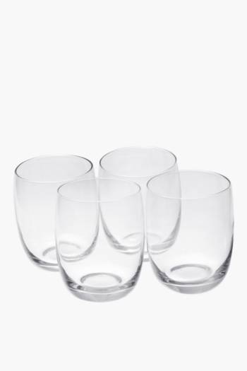 4 Pack Augusta Whiskey Glasses