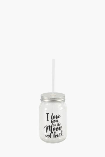 Script Decal Jam Jar