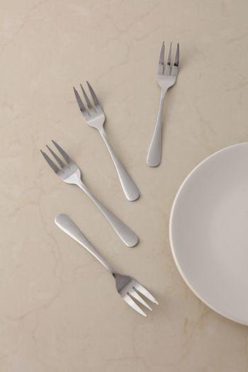 4 Pack Cake Forks