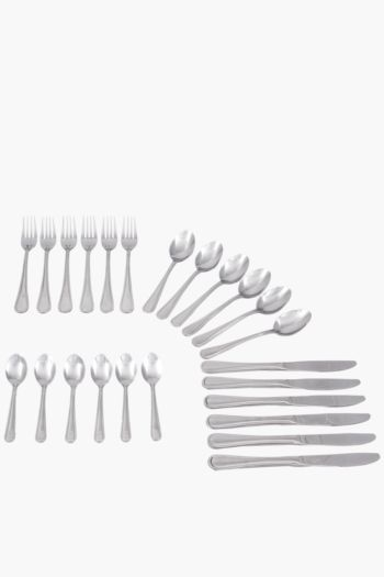 24 Piece Stainless Steel Classic Cutlery Set