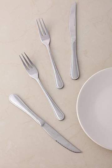8 Piece Steak Knife And Fork Set