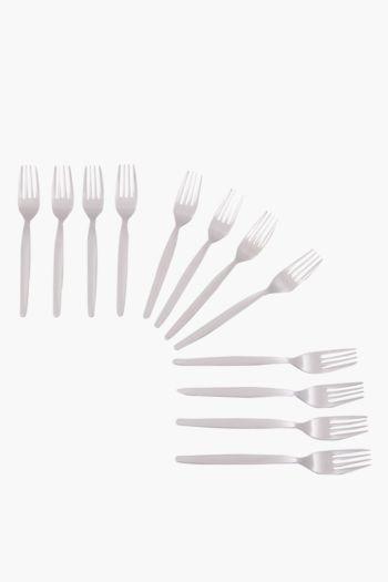 12 Pack Caterware Fork Set