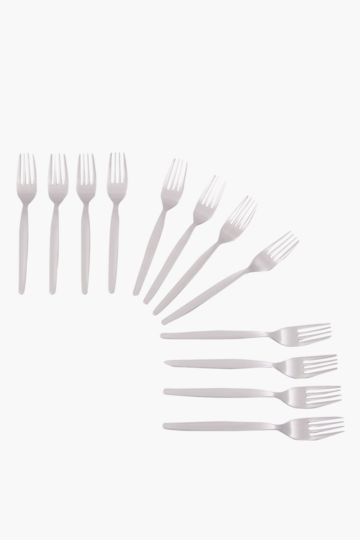 12 Pack Caterware Fork Set