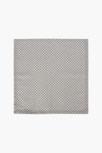100% Cotton Polka Dot Napkin