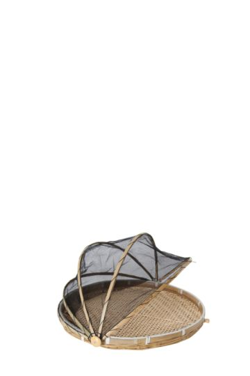 Sea Grass Netted Food Cover