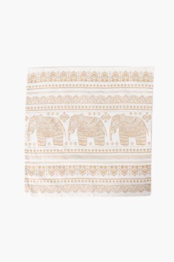 Indian Rampur Napkin