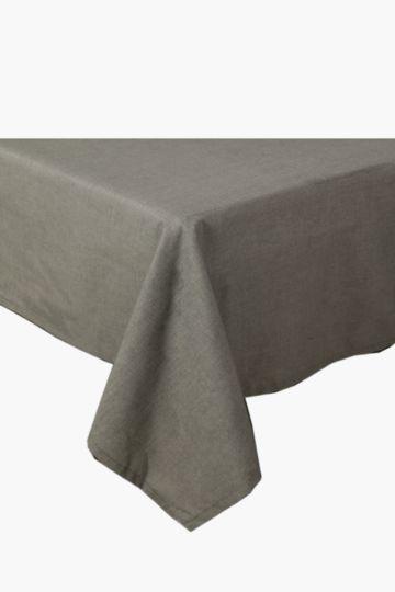 100 Cotton Twill Tablecloth 180x270cm