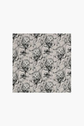 100% Cotton Floral Napkin