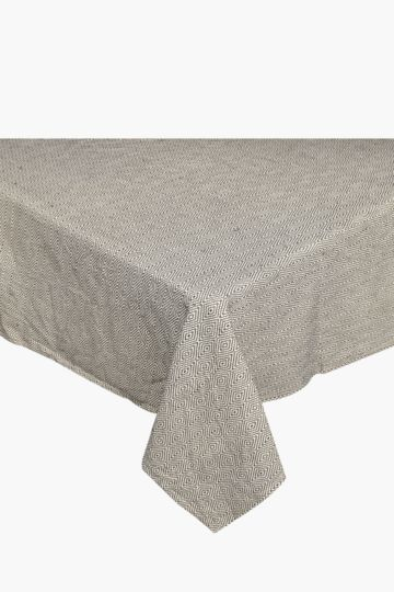 100% Cotton Embroidered Table Cloth