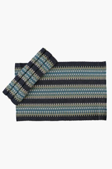 4 Pack Costa Rica Stripe Placemats