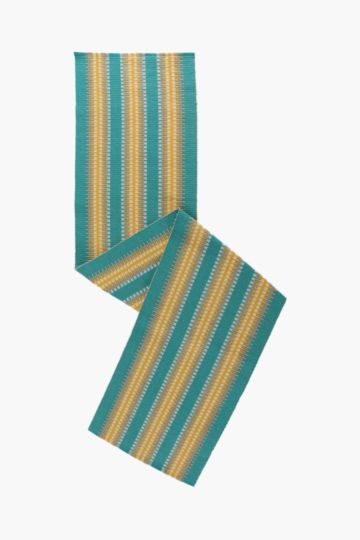 Costa Rica Ribbed Table Runner