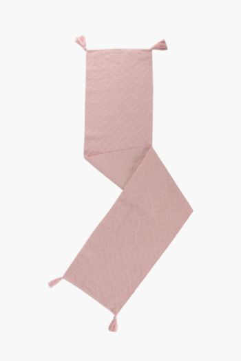 Classic Cotton Table Runner