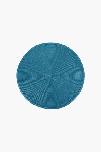 Plastic Round Placemat