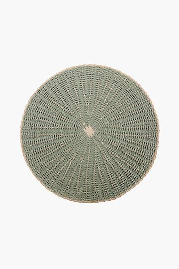 Nile Rattan Placemat