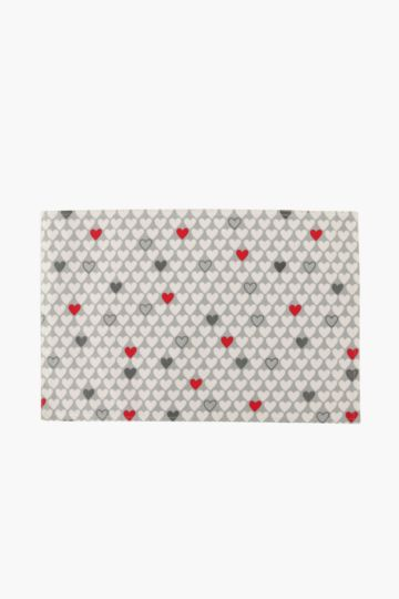 Loving Hearts Placemat