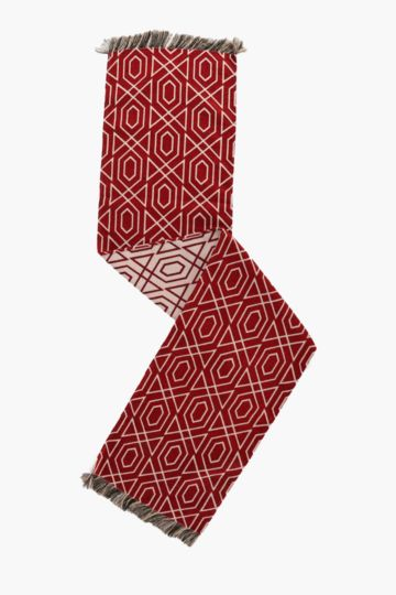 Sloane Geometric Table Runner