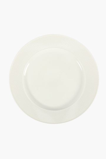 Infinity Porcelain Dinner Plate