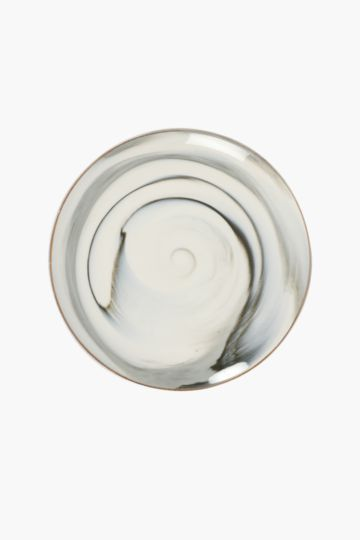 Ceramic Marble Side Plate
