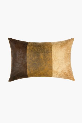 Mock Suede 40x60cm Scatter Cushion