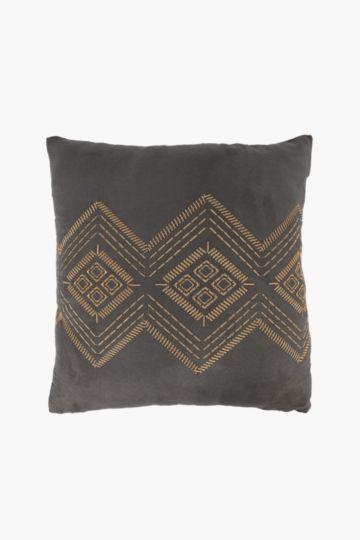 Sunrise Mock Suede 45x45cm Scatter Cushion
