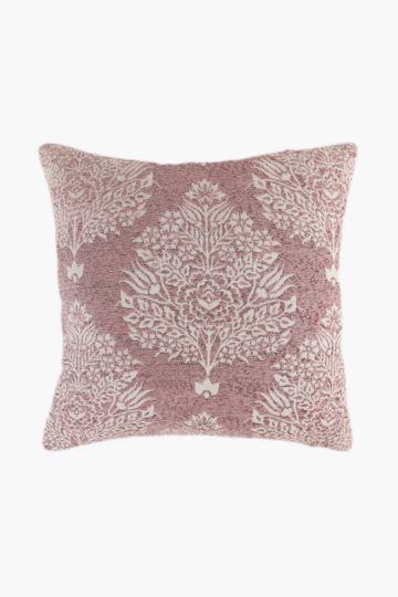 Chenille Melilah Scatter Cushion, 60x60cm