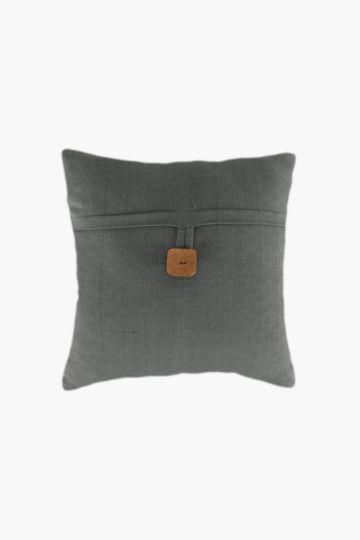 Coconut Button Scatter Cushion, 50x50cm