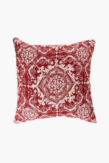 Chenille Bekal Scatter Cushion, 60x60cm
