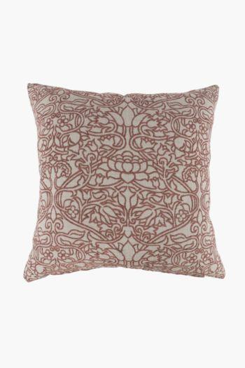 Chenille Virginia Scatter Cushion, 60x60cm