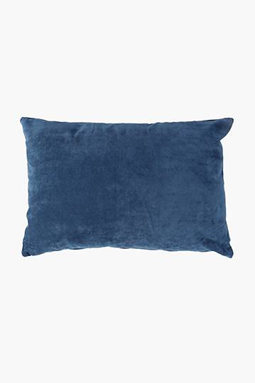 Chenille Ribbed Scatter Cushion, 40x60cm