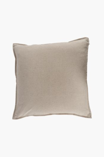 Double Edge Two Tone Scatter Cushion, 60x60cm