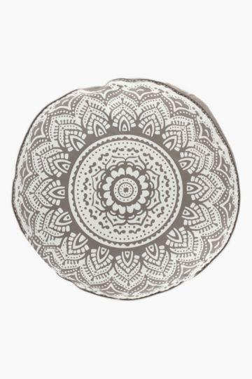 Medallion 75x75cm Floor Cushion